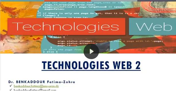 Technologies web 2